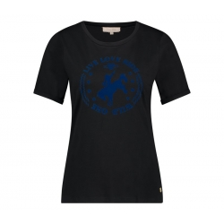 Tammie T-Shirt Black